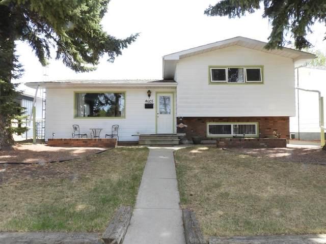4605 45 Street, Camrose, AB T4V 2V3 (#A1108559) :: Calgary Homefinders