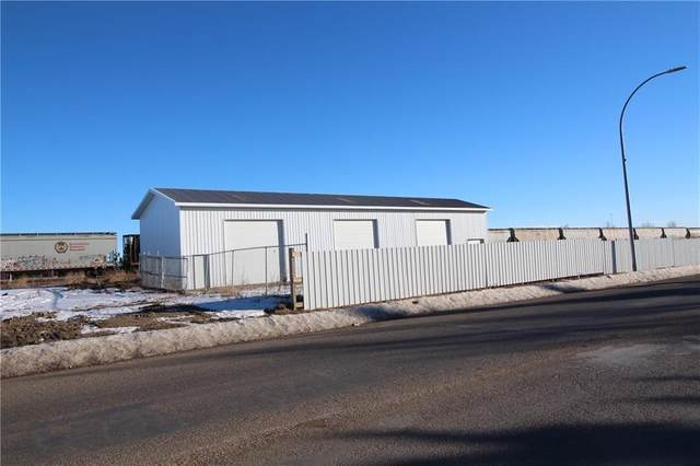 670 10 Avenue S, Carstairs, AB T0M 0N0 (#A1108580) :: Calgary Homefinders