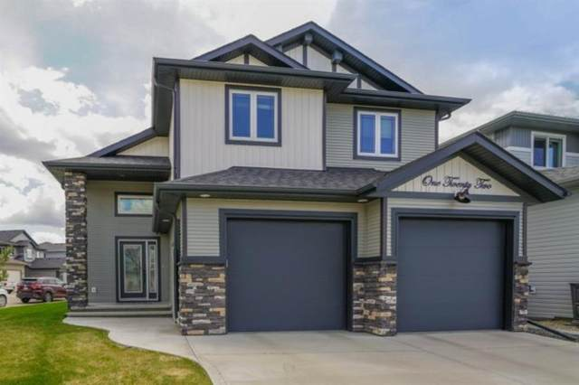 122 Caribou Crescent, Red Deer, AB T4P 0T6 (#A1108596) :: Calgary Homefinders