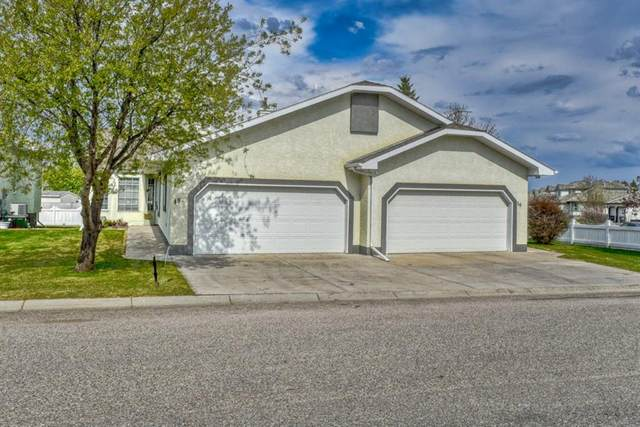 49 Strathmore Lakes Bay, Strathmore, AB T1P 1L8 (#A1108701) :: Calgary Homefinders