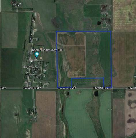 4;27;26;13;SE, Rural Rocky View County, AB T0M 1E0 (#A1108732) :: Calgary Homefinders