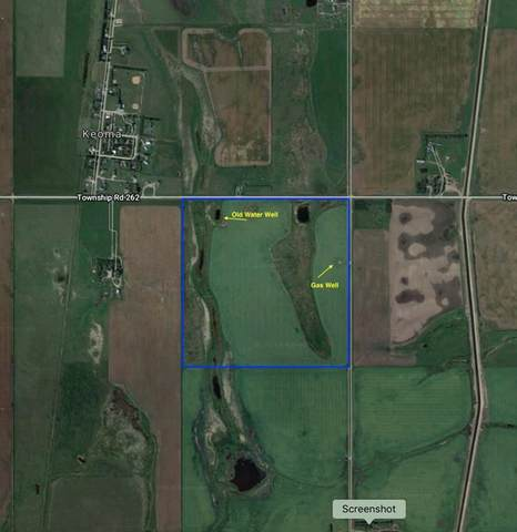 4;27;26;12;NE, Rural Rocky View County, AB T0M 1E0 (#A1108735) :: Calgary Homefinders