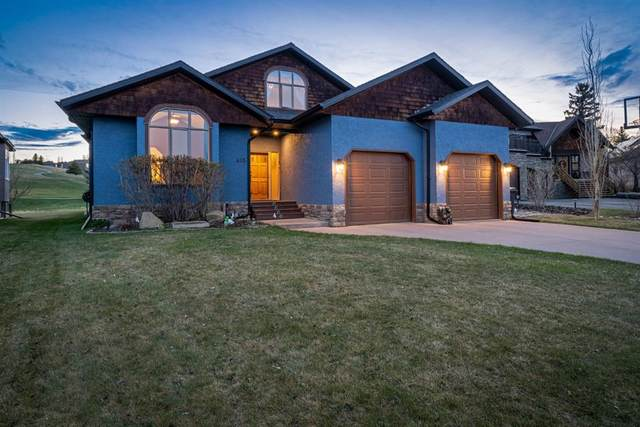 495 Rodeo Ridge, Rural Rocky View County, AB T3Z 3G2 (#A1108779) :: Calgary Homefinders