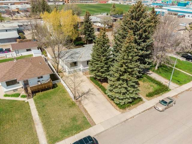 418 21 Street S, Lethbridge, AB T1J 3K2 (#A1108815) :: Calgary Homefinders
