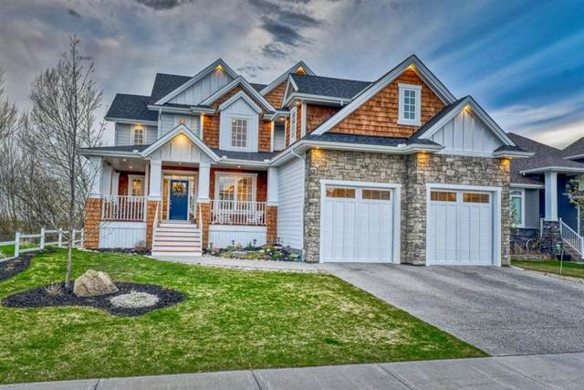 1045 Hillcrest Manor Estate, Strathmore, AB T1P 0P9 (#A1108838) :: Calgary Homefinders