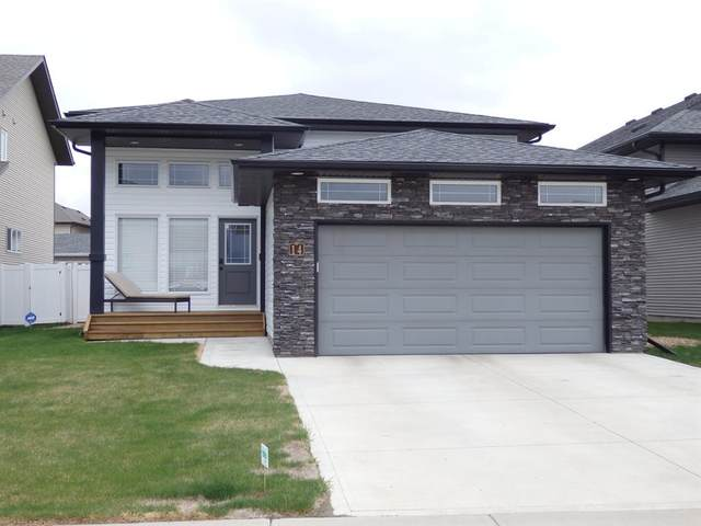 14 Tyson Crescent, Red Deer, AB T4P 0T2 (#A1108866) :: Calgary Homefinders