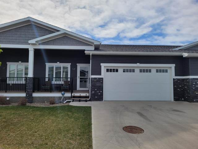 185 Fairmont Boulevard S #3, Lethbridge, AB T1K 7E8 (#A1108960) :: Calgary Homefinders