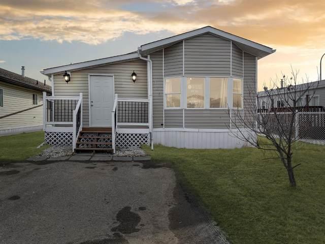 10615 88 Street #139, Grande Prairie, AB T8X 1P5 (#A1108983) :: Western Elite Real Estate Group
