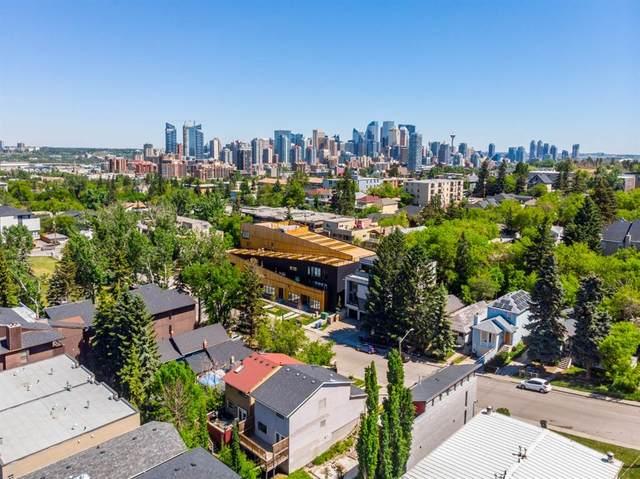 2513 16A Street SW, Calgary, AB T2T 4K6 (#A1108986) :: Calgary Homefinders