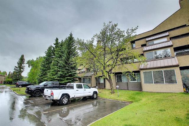 121 Village Heights SW #4, Calgary, AB T3H 2L2 (#A1109107) :: Calgary Homefinders