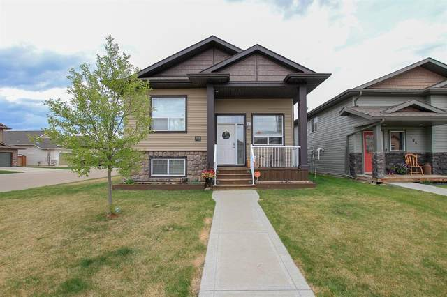 108 Mackenzie Crescent, Lacombe, AB T4L 0B2 (#A1109108) :: Calgary Homefinders