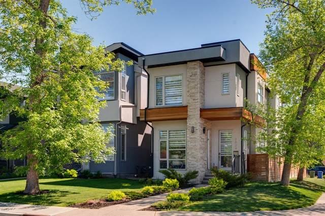 3824 15A Street SW, Calgary, AB T2T 2G4 (#A1109166) :: Calgary Homefinders
