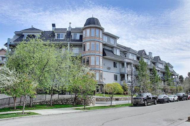 2422 Erlton Street SW #303, Calgary, AB T2S 3B6 (#A1109240) :: Western Elite Real Estate Group
