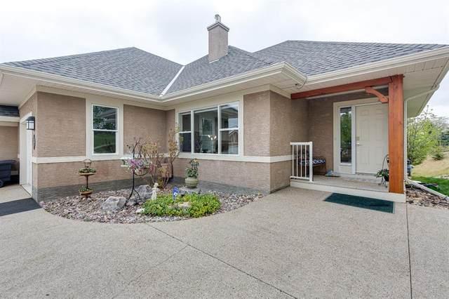 32 Cranna Cove, Lacombe, AB T4L 2N7 (#A1109268) :: Calgary Homefinders