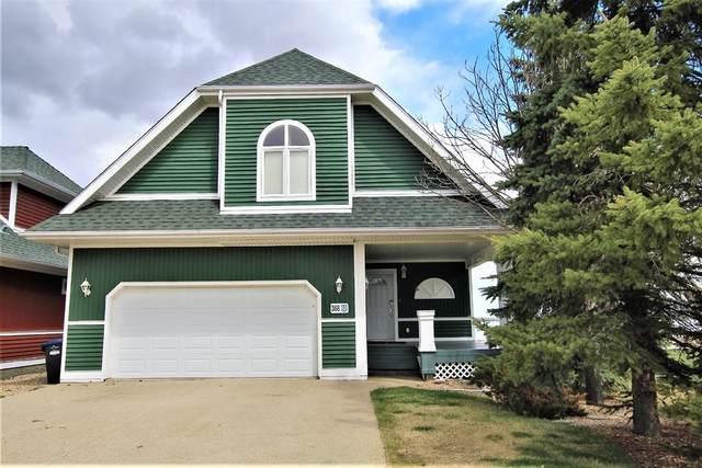 368 Marina Bay Place, Sylvan Lake, AB T4S 1E9 (#A1109303) :: Calgary Homefinders