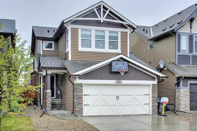 180 Paint Horse Drive, Cochrane, AB T4C 0X1 (#A1109335) :: Calgary Homefinders