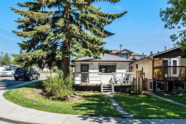 202 31 Avenue NE, Calgary, AB T2E 2E9 (#A1109405) :: Calgary Homefinders