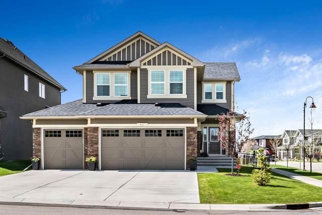 65 Ranchers Crescent, Okotoks, AB T1S 0K5 (#A1109420) :: Calgary Homefinders