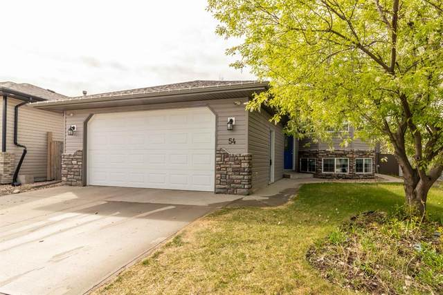 54 Kidd Close, Red Deer, AB T4P 4A7 (#A1109466) :: Calgary Homefinders