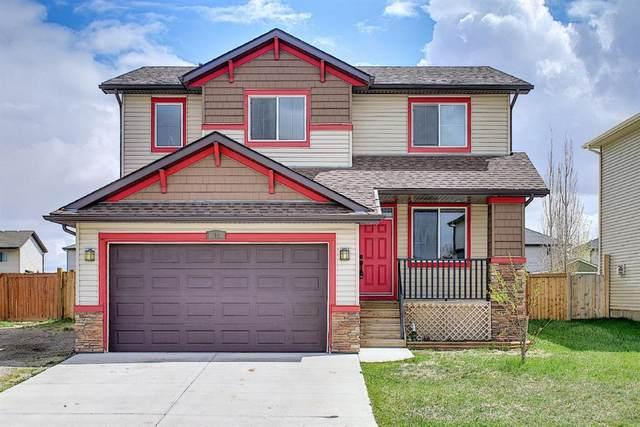 14 Hanson Way NE, Langdon, AB T0J 1X1 (#A1109513) :: Calgary Homefinders