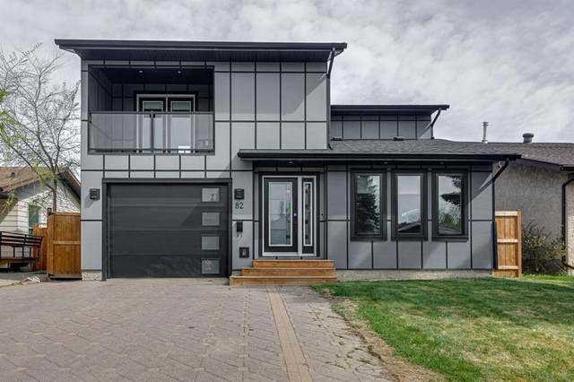 82 Castle Crescent, Red Deer, AB T4P 2E9 (#A1109524) :: Calgary Homefinders