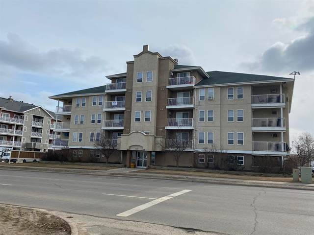 249 Gregoire Drive #305, Fort Mcmurray, AB T9H 4G7 (#A1109580) :: Calgary Homefinders