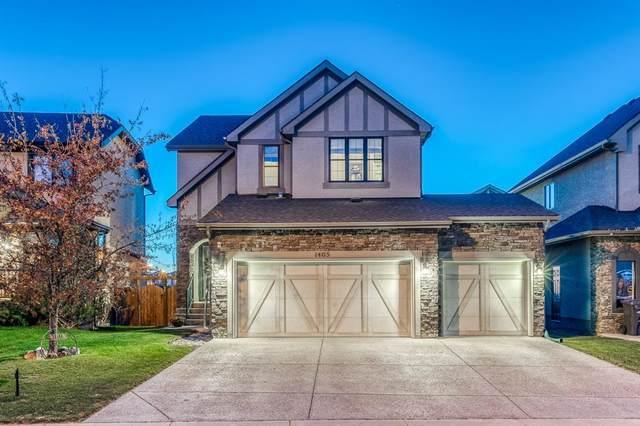 1405 Montrose Terrace SE, High River, AB T1V 0B5 (#A1109599) :: Greater Calgary Real Estate