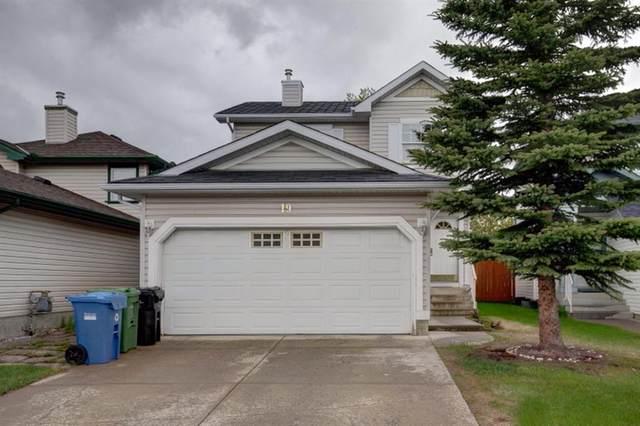 19 Bridlewood Grove SW, Calgary, AB T2Y 3S7 (#A1109606) :: Calgary Homefinders
