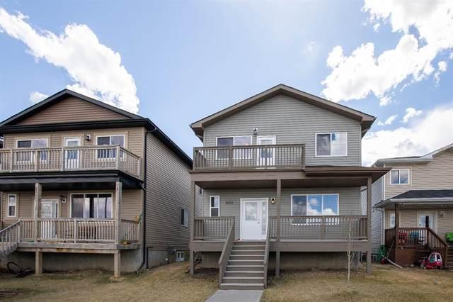 7015 50 Avenue, Camrose, AB T4V 5E8 (#A1109624) :: Calgary Homefinders