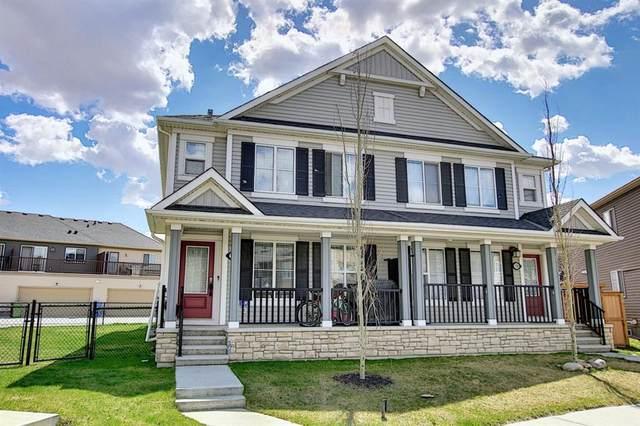 112 Cityscape Row NE, Calgary, AB T3N 0S9 (#A1109630) :: Calgary Homefinders