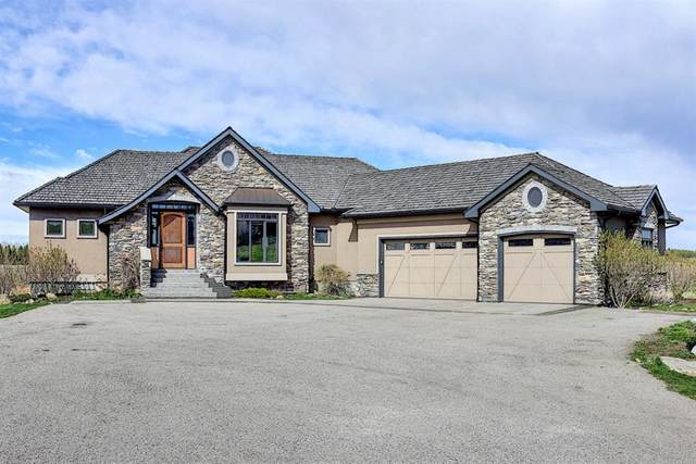 120 Grizzly Rise, Rural Rocky View County, AB T4C 0B5 (#A1109676) :: Calgary Homefinders