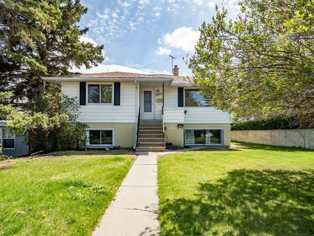 945 32 Avenue NW, Calgary, AB T2K 0B1 (#A1109690) :: Calgary Homefinders
