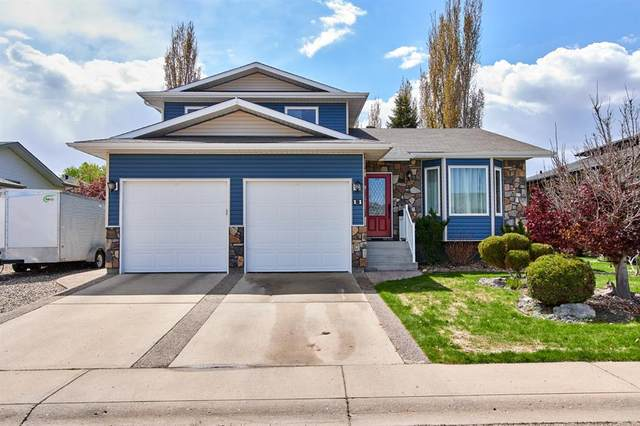 11 Pronghorn Street NE, Medicine Hat, AB T1C 1S3 (#A1109730) :: Calgary Homefinders