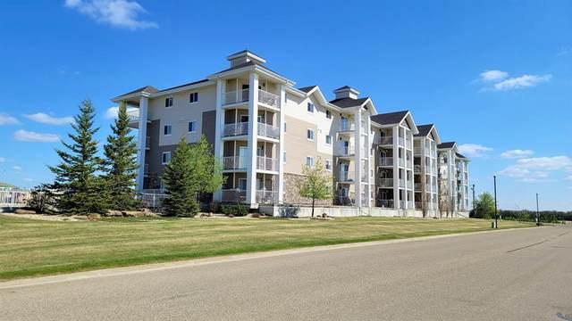 3 Broadway Rise #307, Sylvan Lake, AB T4S 0G9 (#A1109752) :: Greater Calgary Real Estate