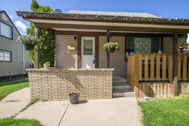 1627 8 Avenue N, Lethbridge, AB T1H 1B2 (#A1109808) :: Calgary Homefinders