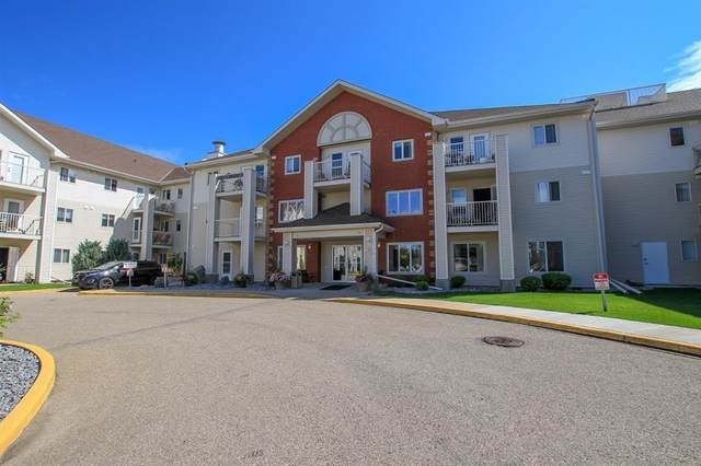 56 Carroll Crescent #131, Red Deer, AB T4P 3Y3 (#A1109824) :: Calgary Homefinders