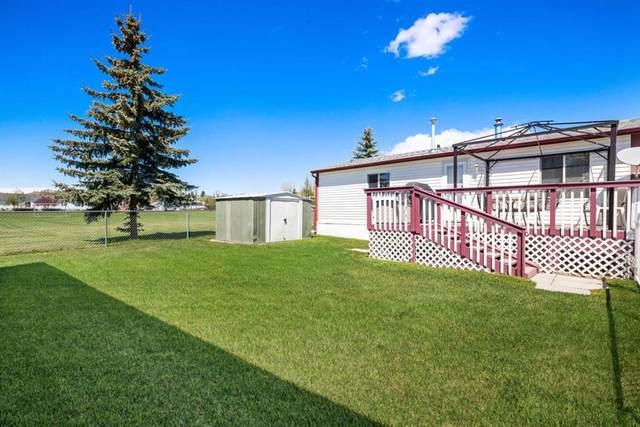 311 Stanley Avenue, Okotoks, AB T1S 1M4 (#A1109830) :: Calgary Homefinders