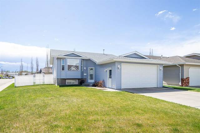 46 Lampard Crescent, Red Deer, AB T4R 2W8 (#A1109832) :: Calgary Homefinders