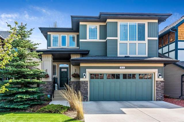 815 Coopers Square SW, Airdrie, AB T4B 0G6 (#A1109868) :: Calgary Homefinders