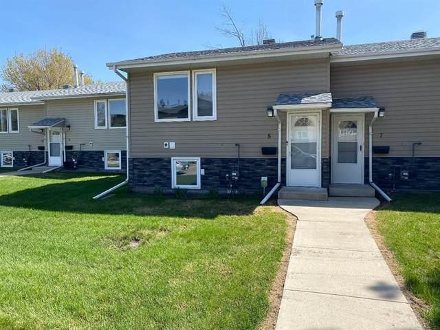 5943 60A Street #8, Red Deer, AB T4R 1B6 (#A1109886) :: Calgary Homefinders