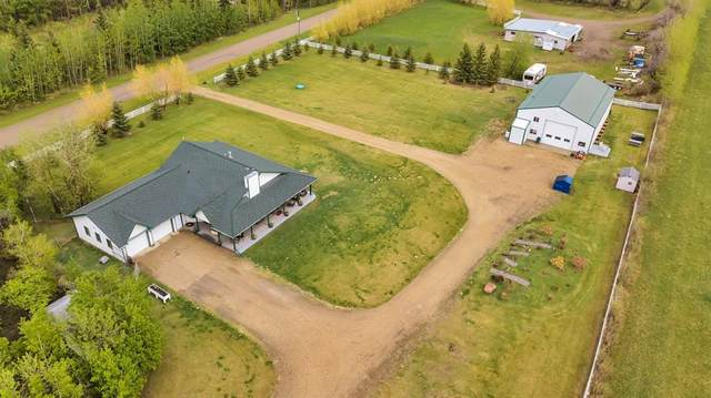 28421 Highway 11A, Rural Red Deer County, AB T4S 2C7 (#A1109899) :: Calgary Homefinders