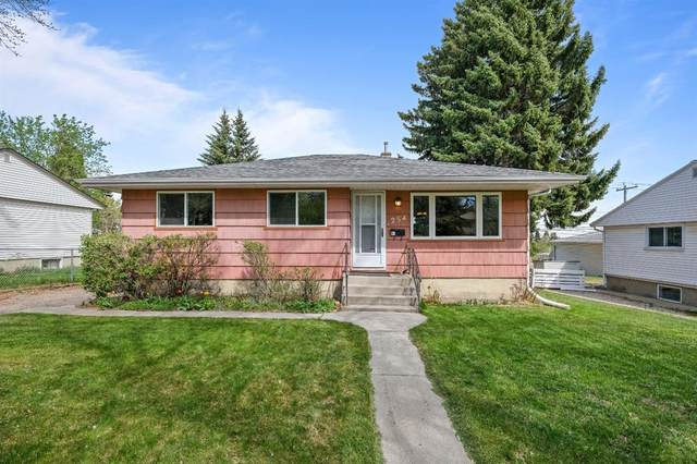 254 Hendon Drive NW, Calgary, AB T2K 1Z5 (#A1109917) :: Western Elite Real Estate Group