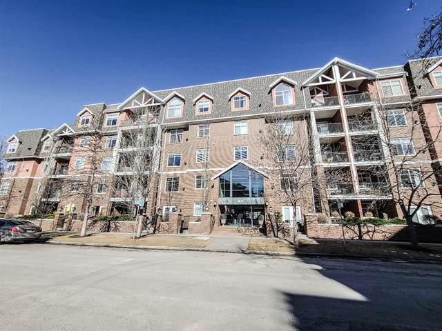 60 24 Avenue SW #401, Calgary, AB  (#A1109945) :: Western Elite Real Estate Group