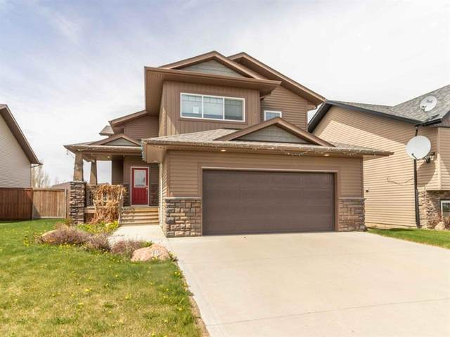 18 Mackenzie Crescent, Lacombe, AB T4L 0B2 (#A1109949) :: Calgary Homefinders