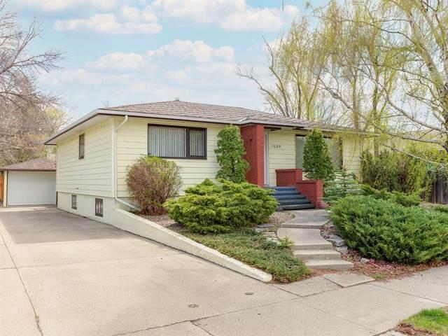 1039 18 Street S, Lethbridge, AB  (#A1109958) :: Calgary Homefinders