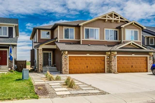 608 Edgefield Street, Strathmore, AB T1P 0E9 (#A1109967) :: Calgary Homefinders
