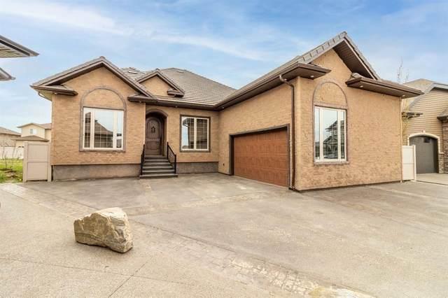 15 Trump Place, Red Deer, AB T4N 4C6 (#A1109969) :: Calgary Homefinders