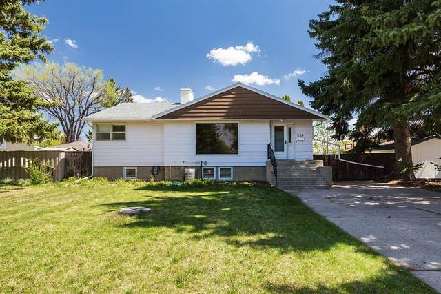 539 20 Street S, Lethbridge, AB T1J 5H9 (#A1110147) :: Calgary Homefinders