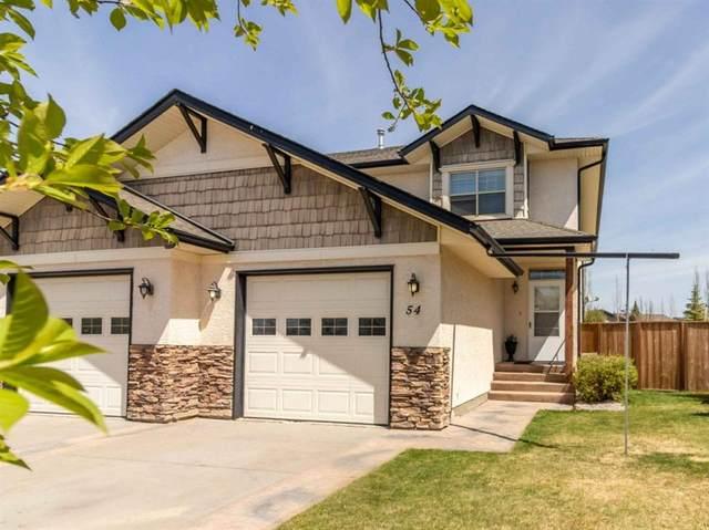 54 Alberts Close, Red Deer, AB T4R 3J7 (#A1110155) :: Calgary Homefinders