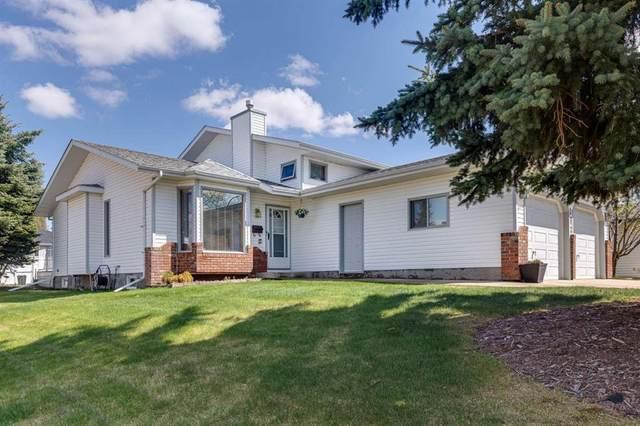 107 Davison Drive, Red Deer, AB T4R 2E8 (#A1110159) :: Calgary Homefinders